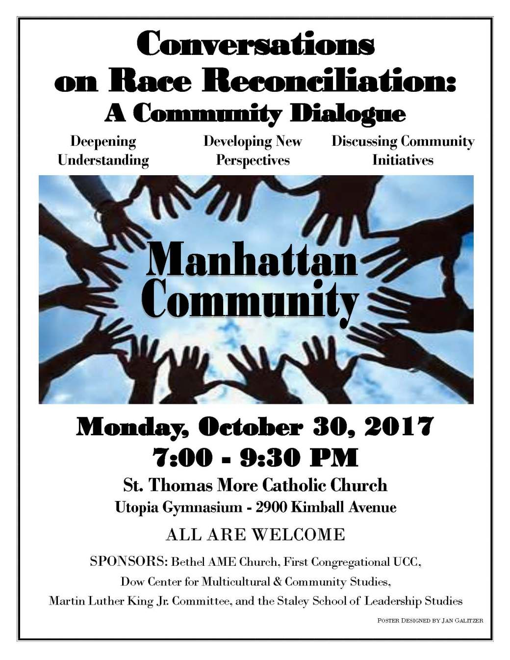 MHK Race Reconcilation Poster